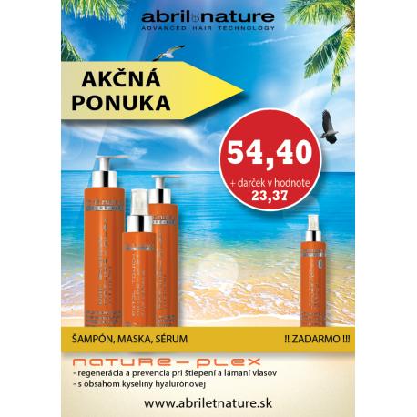 SET NATURE-PLEX + Hair Sunscreen 1