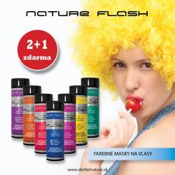 Nature Flash 2 + 1 ZDARMA