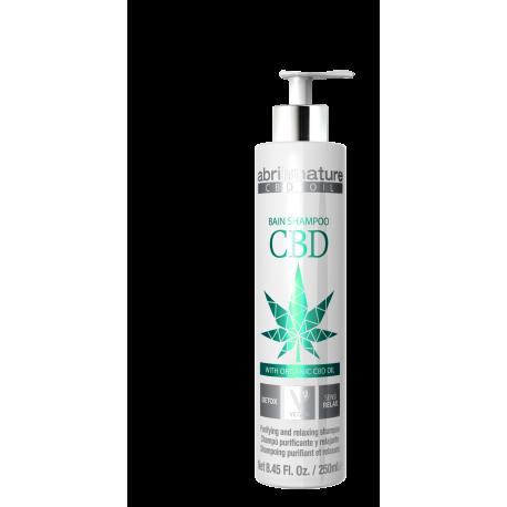 Bain Shampoo CBD 250ml.