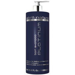 Bain Shampoo Platinum 1000 ml. (potlačenie žltých pigmentov)