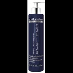 Bain Shampoo Platinum 250 ml.  (potlačenie žltých pigmentov)