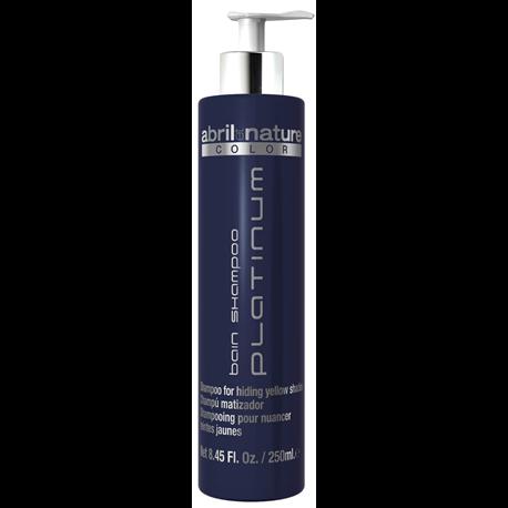 Bain Shampoo Platinum 250 ml.
